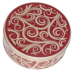 Golden Swirls 3 Way Sampler Tin