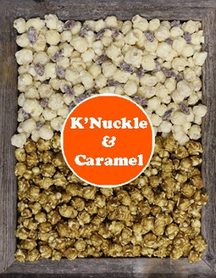 Caramel & K'Nuckle - Simply By The Box (3 Gallon)