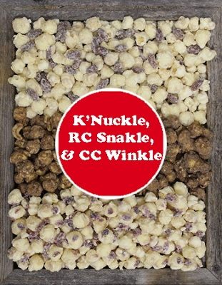 K'Nuckle/R.C. Snackle/ C.C. Winkle - Simply By The Box (3 Gallon)