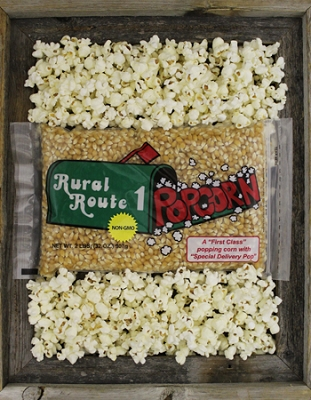 Yellow Popping Corn (3 - 2 lb. Bags)
