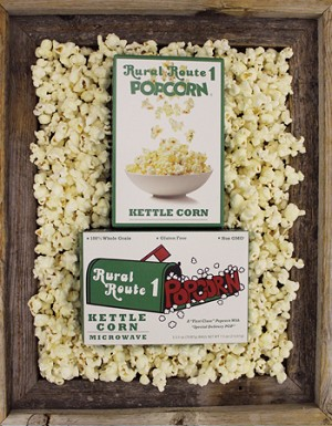 Microwave Kettle Corn (18 Pack)