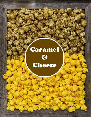 Simply By The Box - 3 Gallon - Caramel & Cheese
