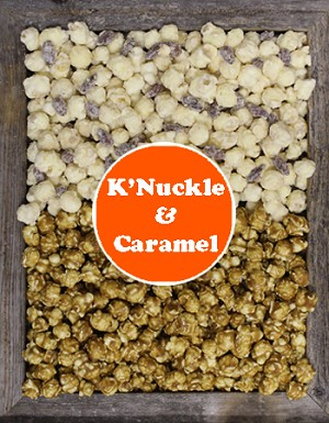 Caramel & K'Nuckle - Simply By The Box (4 Gallon)