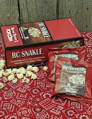 8 - 2oz. Bags of RC Snackle